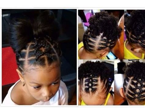 cute easy kids hairstyles  rubber band youtube