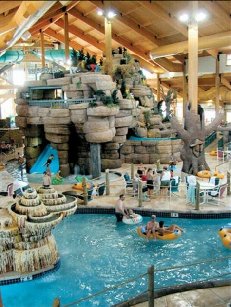 dells wisconsin wilderness resort water parks indoor waterpark vacation lodge wolf wi trip park hotel places kalahari wyndham road resorts