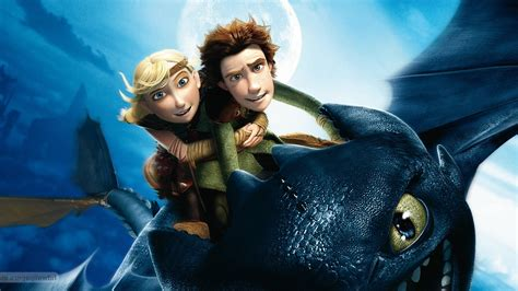 How To Train Your Dragon, Dreamworks, Movies Wallpapers Hd