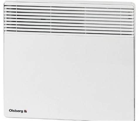 Olsberg Electric Bathroom Fan Heater by Electric Wall Heater