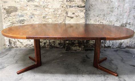 erik buck brazilian rosewood dining table  cj