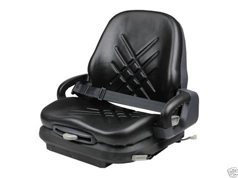 forklift suspension seat nissan toyota clark yale