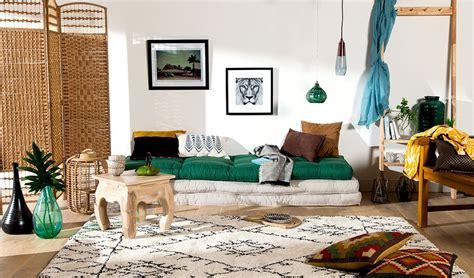 chambre style ethnique style ethnique chic décryptage maison
