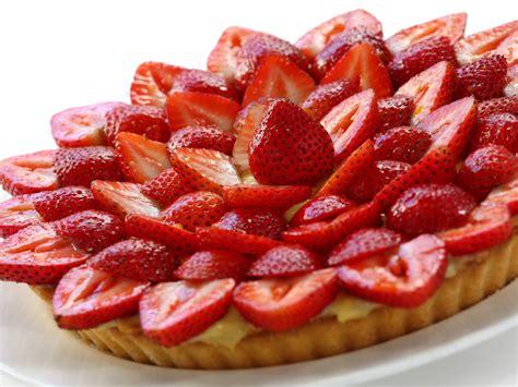 tarte aux fraises facile recette de tarte aux fraises