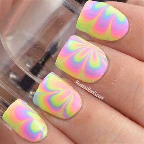 stylish pastel nail art designs  trendy girls