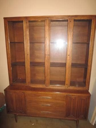 craigslist china cabinet mad for mid century sculptra by broyhill premier china