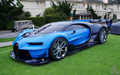 Bugatti has been teasing its vision gran turismo video game car for several days now, inspiring some hope that the automaker would finally break from its the veyron gran turismo includes a stabilizing fin and large rear wing. SingleLens Photography/Bugatti Chiron and Gran Turismo/23-Bugatti-Chiron-Vision-GT