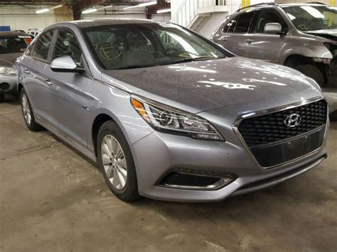 hyundai sonata hyb car  sale  auctionexport