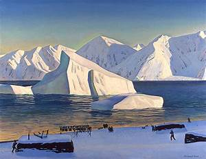 """Philip Koch Paintings: """"How to See"""" by Rockwell Kent"""
