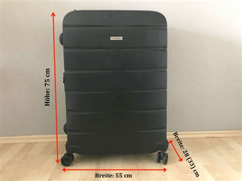handgepäck koffer maße reisekoffer test pack easy clipper peru koffer das