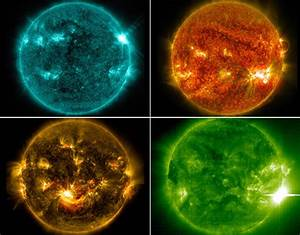 TECH BLACKOUT – Huge solar storm which could WIPE OUT ...