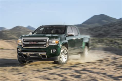 2018 Gmc Canyon Diesel Changes, Engine, Price 2018