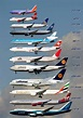 All Types of Aircraft | Commercial aircraft, Passenger ...