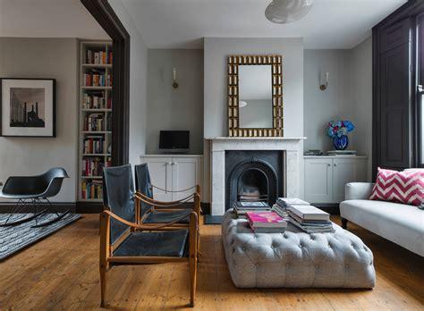 mid century modern grey cosy