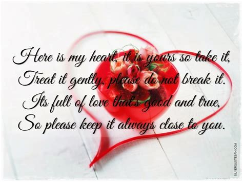 Take My Heart Quotes. Quotesgram