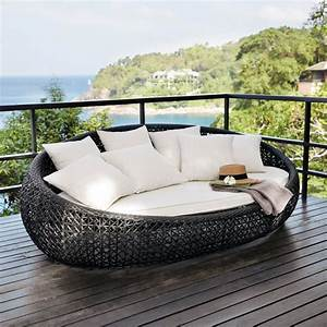 Lounge Insel Outdoor : lounge insel geflochten schwarz durban wohnen einrichtungen rund ums haus pinterest ~ Bigdaddyawards.com Haus und Dekorationen