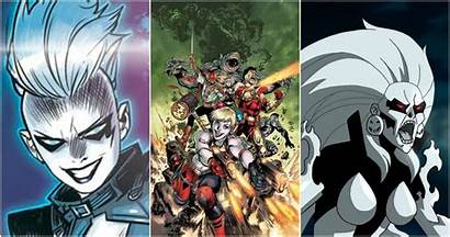 Squad Suicide Dc Characters Underrated