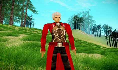 archer fateextra