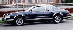 1990 Lincoln Mark Vii - Information And Photos