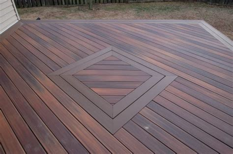 Trex Synthetic Decking