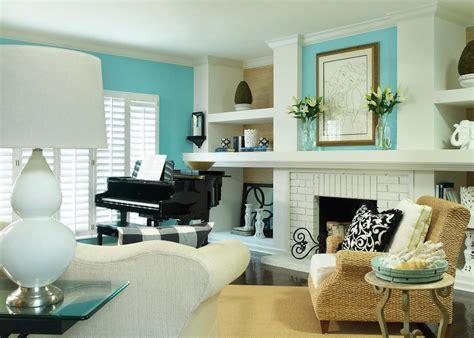 Aqua Living Room Furniture : Navy Blue Color Schemes