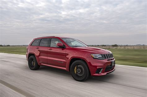trackhawk jeep cherokee 850 hp hennessey jeep grand cherokee trackhawk delivers