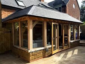 Shires Oak Buildings - Specialists in Oak Framed Structures
