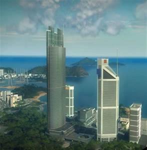 Unnamed Panau City Skyscraper At X 6226  Y 13056