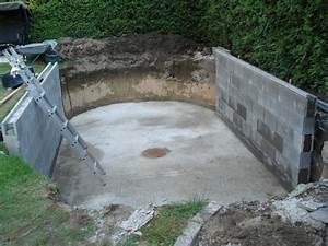 Pool Ohne Bodenplatte : bau eines ovalpool 7 00x3 50x1 50 im m nsterland seite 20 ~ Articles-book.com Haus und Dekorationen