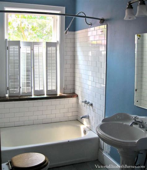 solution   large window   shower simple diy