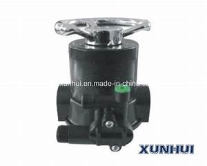 China Manual Water Softener Control Valve Tmf-64a