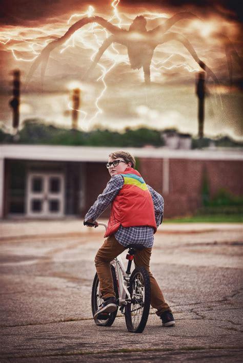 stranger  inspired photoshoot atlanta photographer