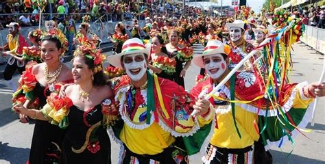 le carnaval de barranquilla