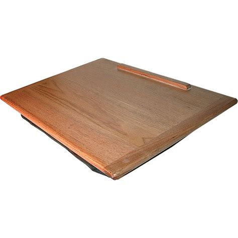 Wood Lap Desk by Variety Of Products For Deaf Deafness Hearing Impaired