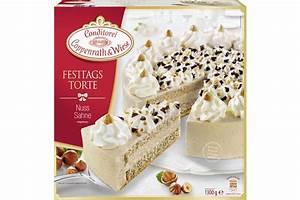 Nuss Sahne Torte (Festtagstorte) von Coppenrath & Wiese