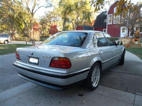 Buy Used 1998 Bmw 740i Base Sedan 4door 44l In Itasca