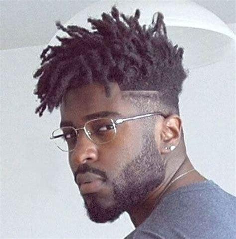 Top 27 Hairstyles For Black Men   Coiffures dreadlocks