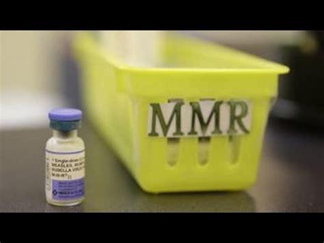 MMR Vaccine Do Not Combine