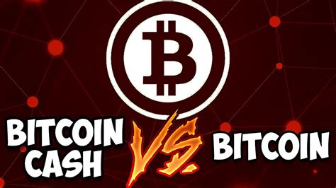 In terms of affordability, bitcoin cash is better since it's a lot cheaper than bitcoin. Bitcoin Cash (BCH) vs Bitcoin (BTC). Война началась! - YouTube