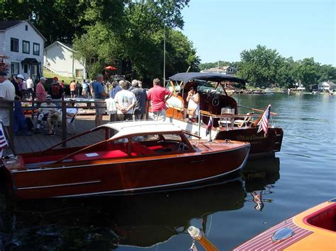 Boat Show Boston 2017 by 2017 Classic Boat Show Portage Lakes June 25 2017