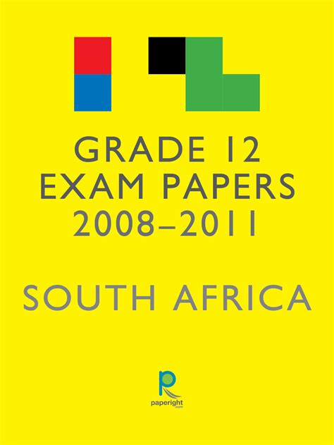 Grade12exampapers  The Paperight Blog