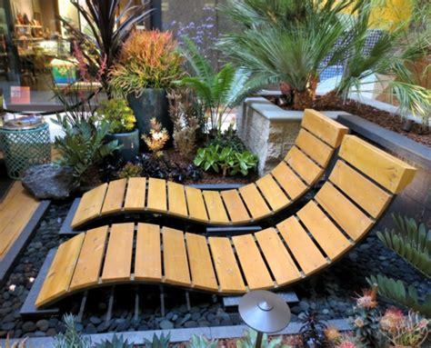 Liege Für Garten by 21 Designer Trendige Relax Liegen Im Garten Eleganz Und