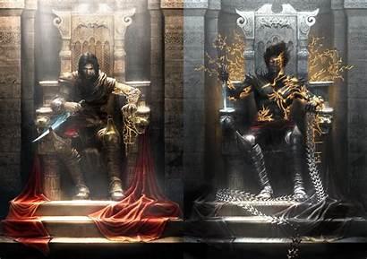 4k Thrones Wallpapers Games Prince Dark Persia