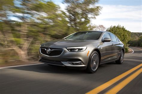 2018 buick regal sportback first review automobile magazine