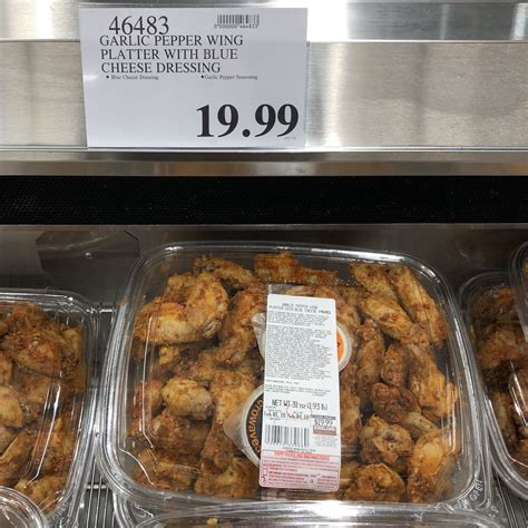 The great thing about the internet is that there are loads of options for any recipe your heart desires. ventura99: Costco Garlic Pepper Chicken Wings Ingredients