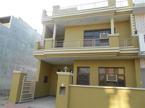 Home Design 60 Gaj : 3 Bhk Individual House/home For Sale At Patiala Road