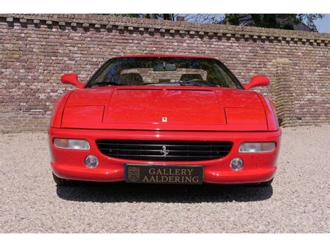 Derived directly from formula 1, where it made its debut in 1989 winning the brazilian grand prix, the. 1997 Ferrari F355 GTB F1 , Rosso Corsa over Tobacco, Full service For Sale | Car And Classic