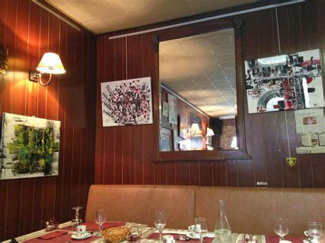 exposition de tableaux dans des restaurants