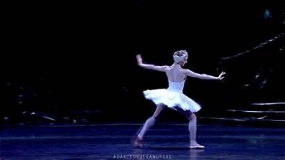 Ballet Swan Lake Dance Royal Gifs Ballerina