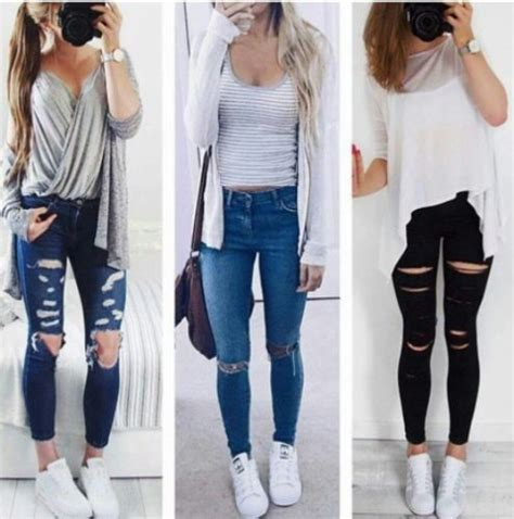 Back to school outfit ideas u2013 Just Trendy Girls